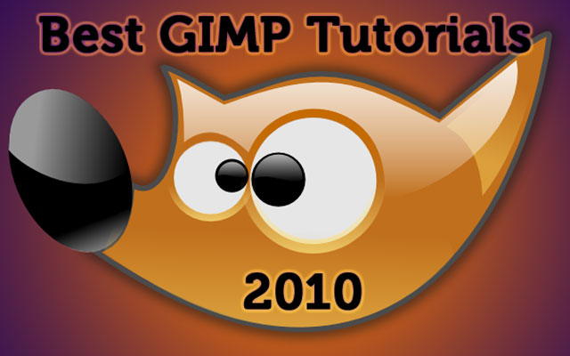 Best GIMP Tutorials of 2010