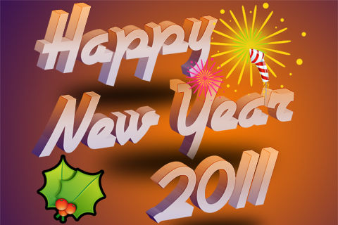 New Year iPhone 2011 Orkut scraps New Year scraps and graphics New Year iPhone 2011 scrapbook animations and orkut codes