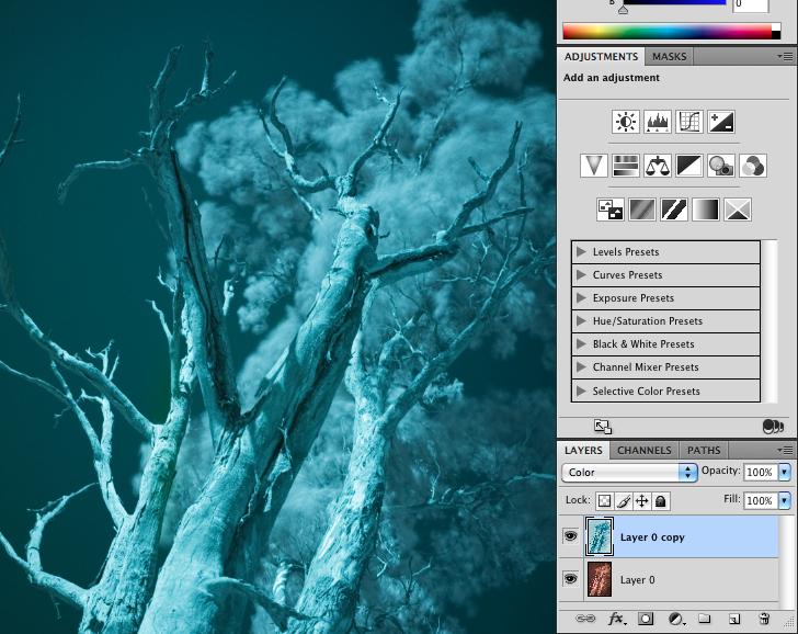 http://www.images.scottphotographics.com/post-processing-infrared-photographs-in-photoshop-gimp/post-processing-infrared-photographs-in-photoshop-gimp-02.75.jpg