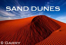Sand Dunes | Inspiration