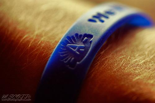 Anzac Day Wristband