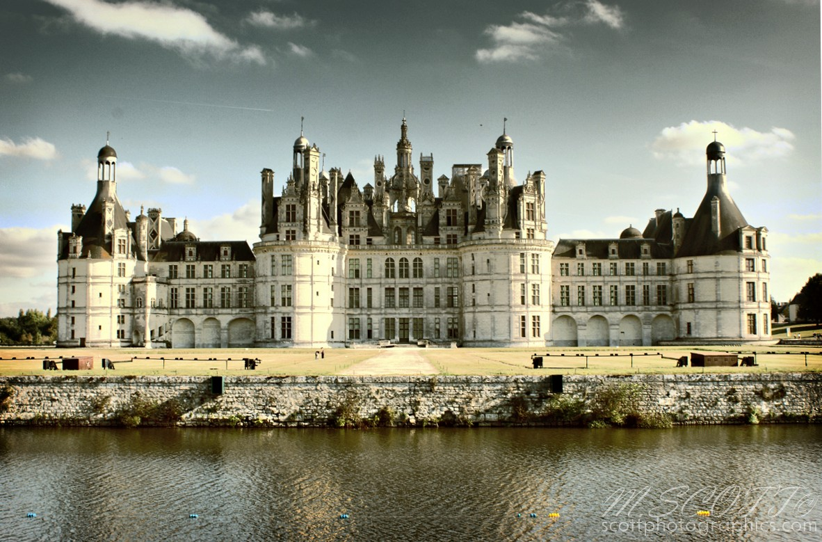 le Chteau de Chambord