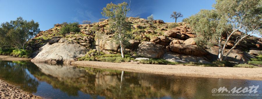 Alice Spring - Alice Springs, Northern Territory, Australia