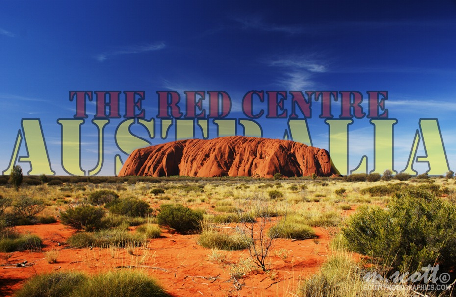 The Red Centre - Northern Territory, Australia