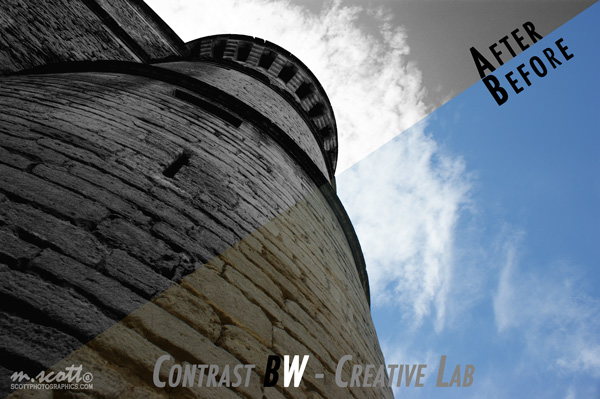 Contrast BW - Creative Lab
