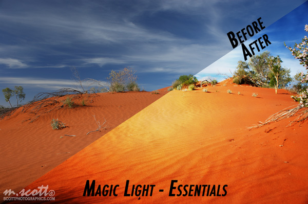 Magic Light - Essentials