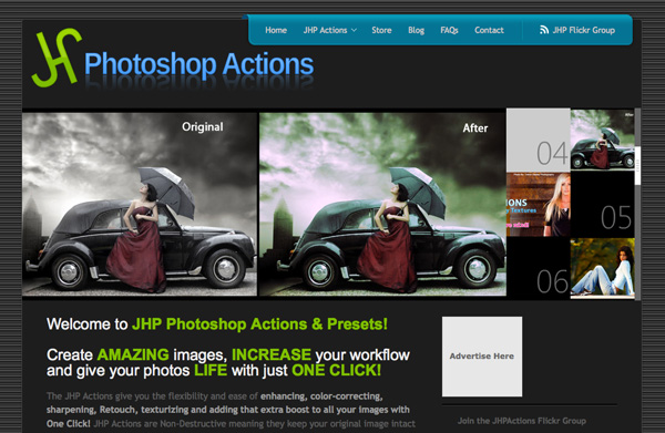 JHP Actions