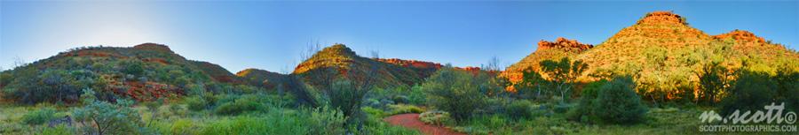 Kings Canyon Panorama