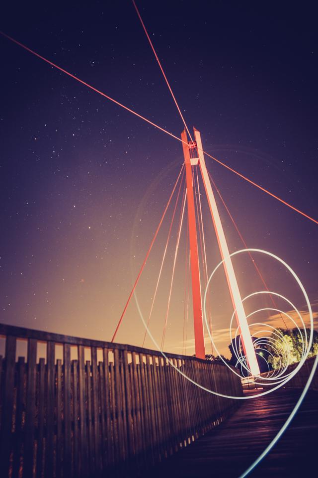 Koonung Overpass, Doncaster, Melbourne